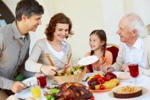 Is Your Holiday Feast Good for Your Teeth