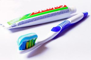 Toothpaste and Your Child's Smile